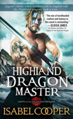 Review: Highland Dragon Master – Isabel Cooper