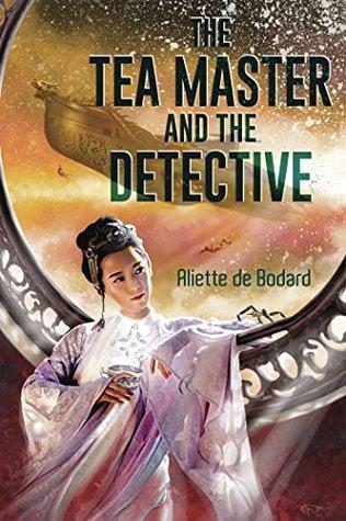 Review: The Tea Master and the Detective – Aliette de Bodard