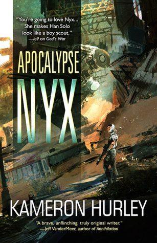 Review: Apocalypse Nyx – Kameron Hurley