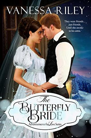 Review: The Butterfly Bride – Vanessa Riley