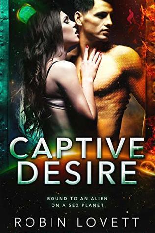 Review: Captive Desire – Robin Lovett