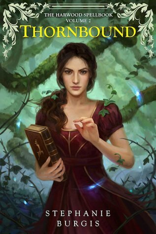Review: Thornbound – Stephanie Burgis