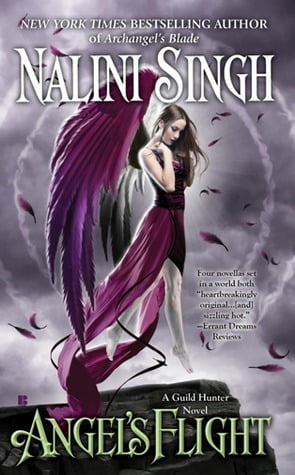Review: Guild Hunter series part 2 – Nalini Singh