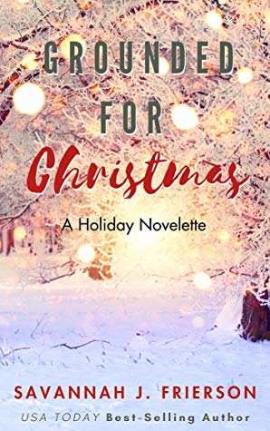 Review: Grounded for Christmas – Savannah J. Frierson