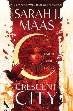 Review: House of Earth and Blood – Sarah J. Maas