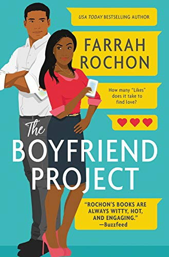 Review: The Boyfriend Project – Farrah Rochon