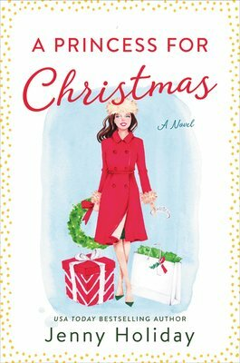 Review: A Princess for Christmas – Jenny Holiday