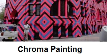 Chroma painting buildings interior and exterior decorating