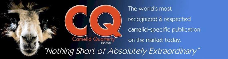 camelid quarterly international llama and alpaca mazagine