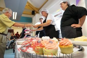 £250 from cakes and cuppas at Coleshill Centre