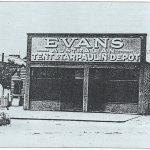 Evans Australian Tent & Tarpaulin Depot.