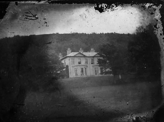 Plas Gwyn Mansion c1875 by John Thomas