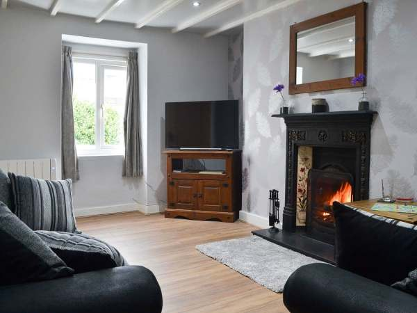 Holiday cottage, centrally located in the village of Llanrhystud