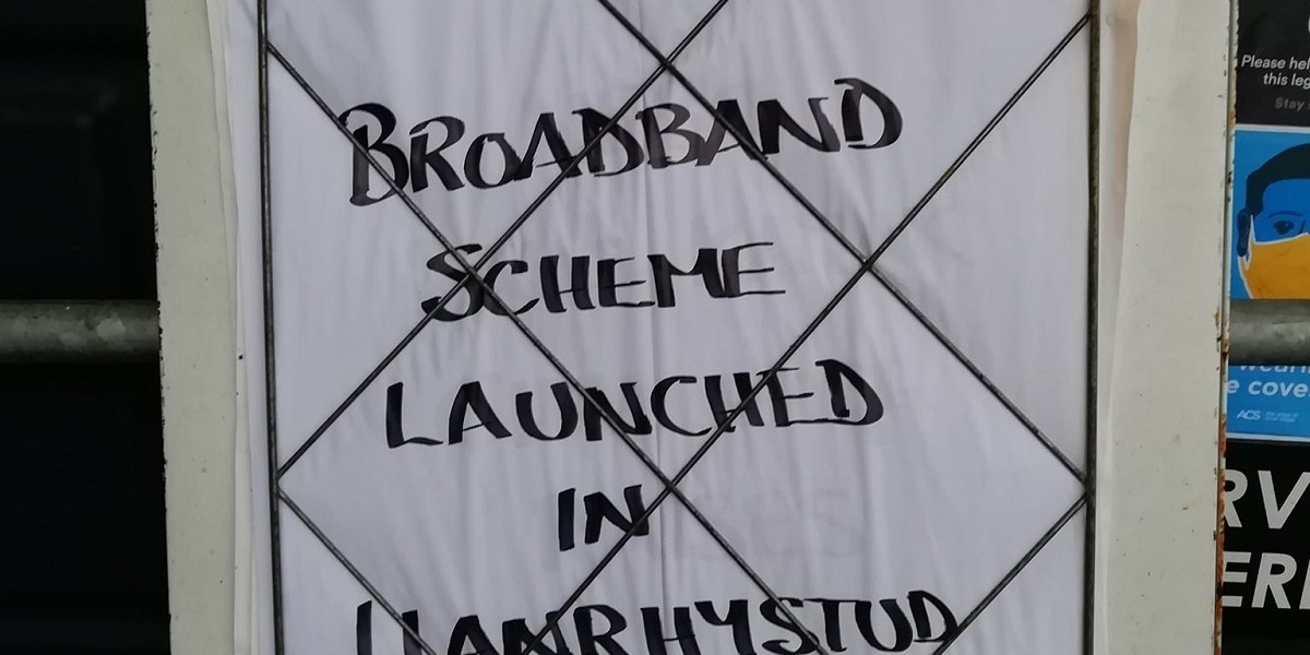 Llanrhystud, Ceredigion to get Gigabit broadband connection