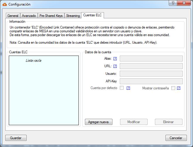 MegaDownloader y MegaUploader (Windows) » Mackiermel