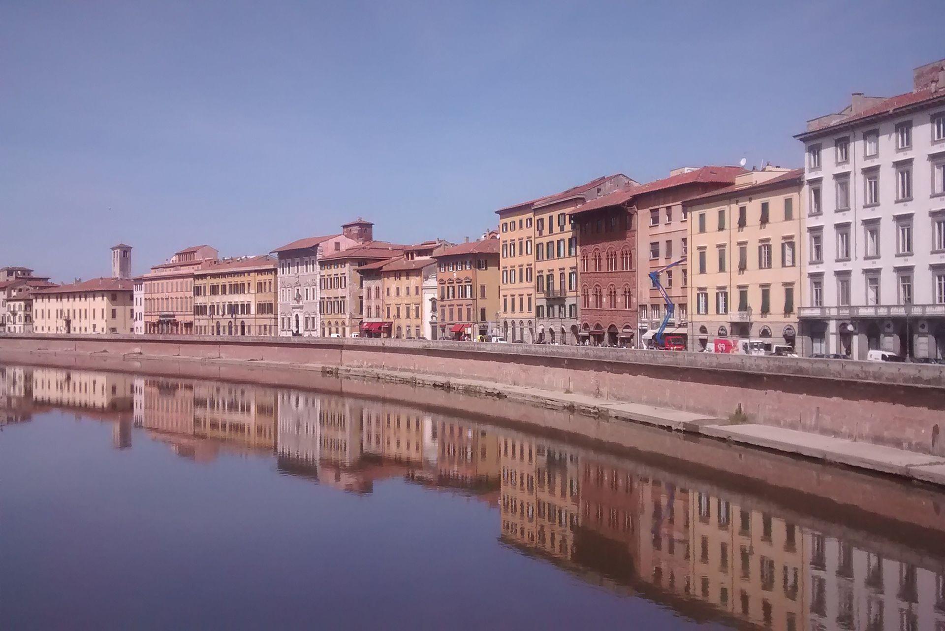 Cómo organizar tu viaje a Pisa