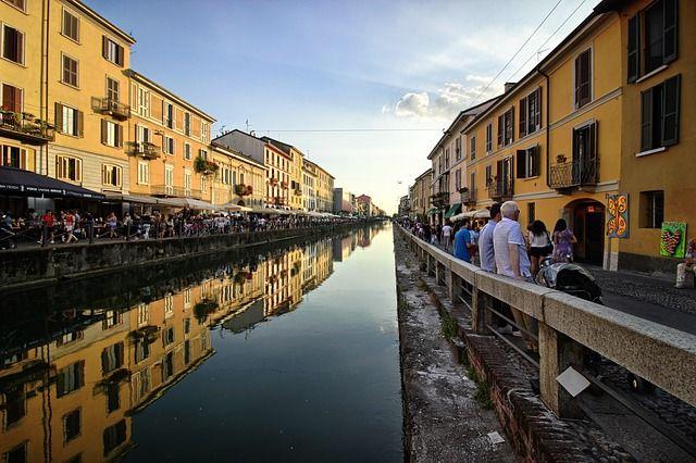 Navigli; imprescindible qué ver en Milán
