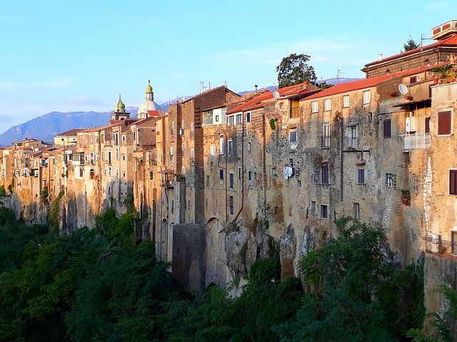 Ciudades cerca de Nápoles: Sant'Agata de'Goti