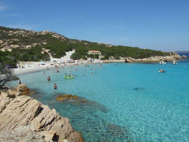 Playas del Norte de Cerdeña: Cala Granara