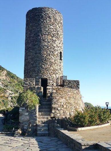 Mirador del Castillo de Doria
