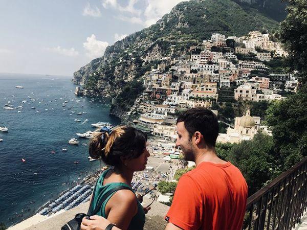 Ciudades de Nápoles: Positano
