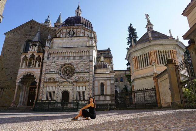 Ciudades de Lombardía: Bérgamo