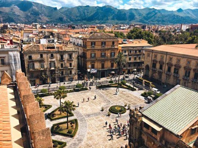 Ciudades de Sicilia: Palermo