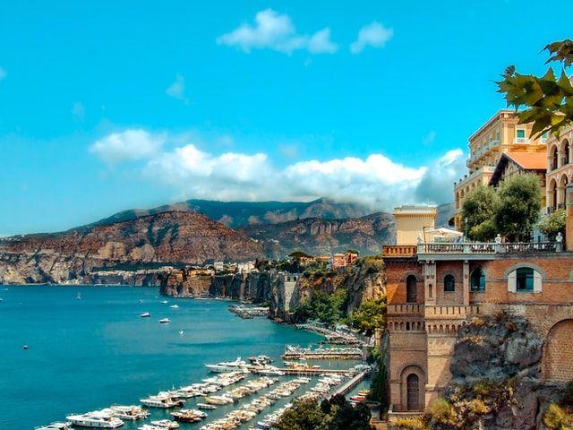 Ciudades de Nápoles: Capri