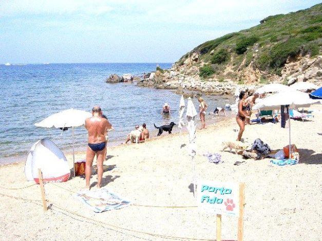 playas para perros en Italia: Porto fido