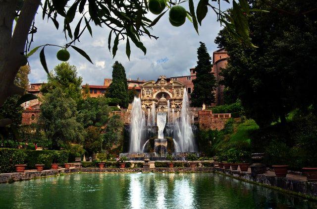 Ciudades de Roma: Tivoli