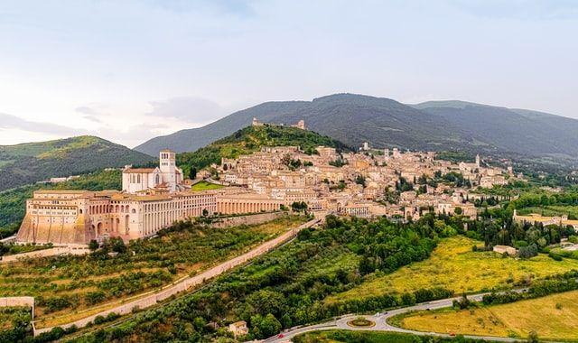 Donde veranear en Italia : Umbría