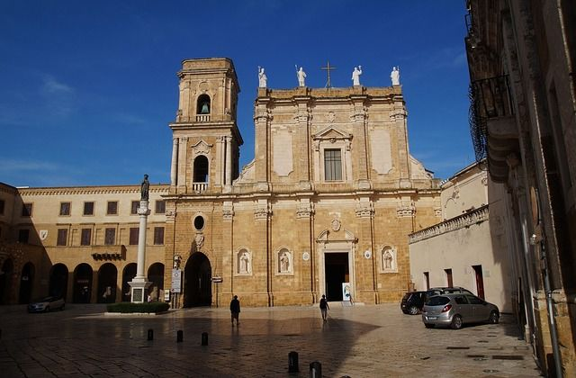 Ciudades de Puglia: Brindisi