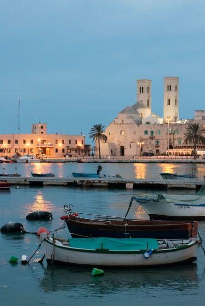 Ciudades de Puglia: Molfetta
