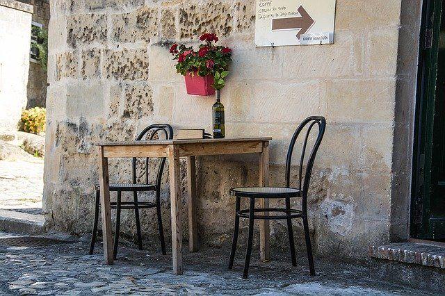 Donde comer en Matera