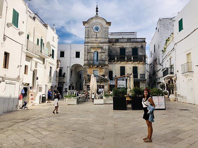 Pueblos de Puglia: Cisternino