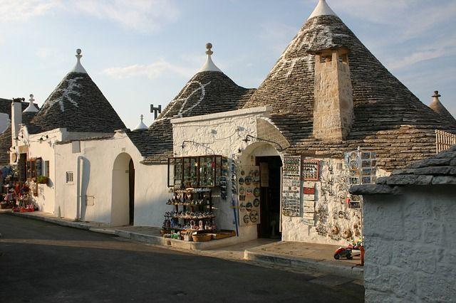 Que ver en Alberobello: Souvenirs