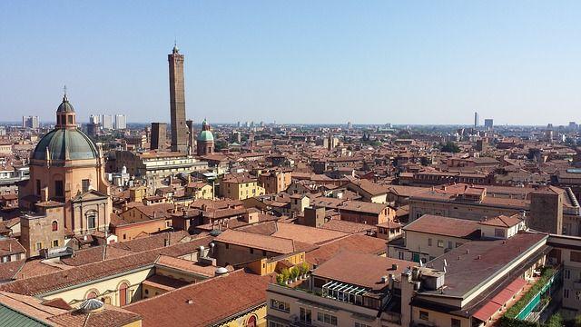 Urbes del Italia del Norte: Bolonia