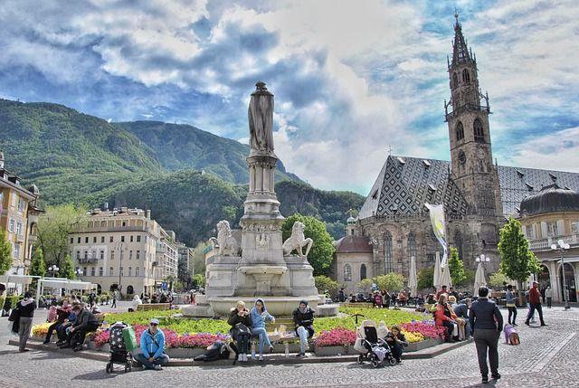 Ciudades del norte de Italia más bonitas: Bolzano
