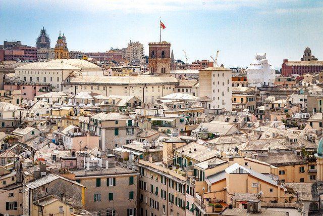 Ciudades del norte de Italia más bonitas: Genova