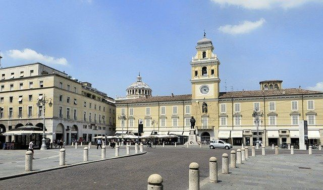 Visitar el norte de Italia: Parma