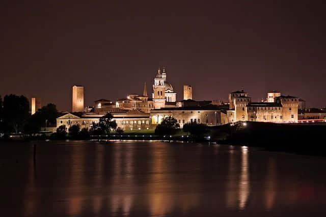 Ciudades del norte de Italia: Mantova
