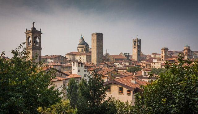 Italia en 30 días: parada en Bérgamo