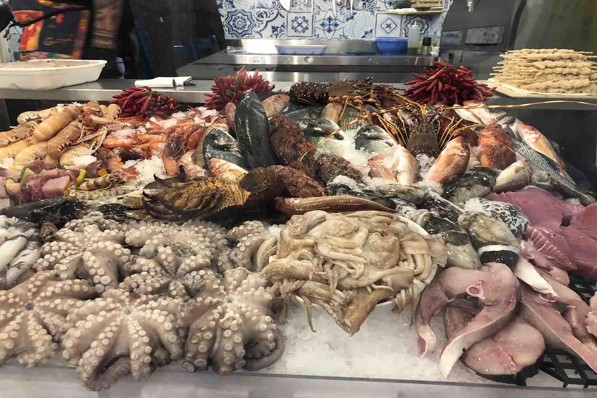 Que comer en Puglia
