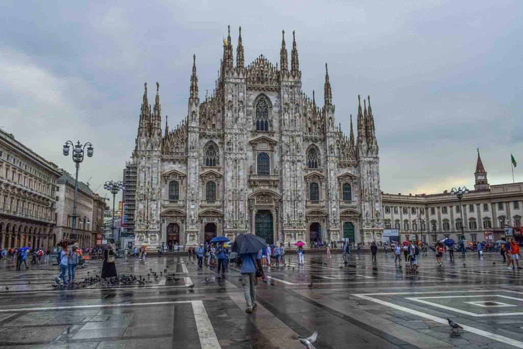 Qué hacer en Milán con lluvia
