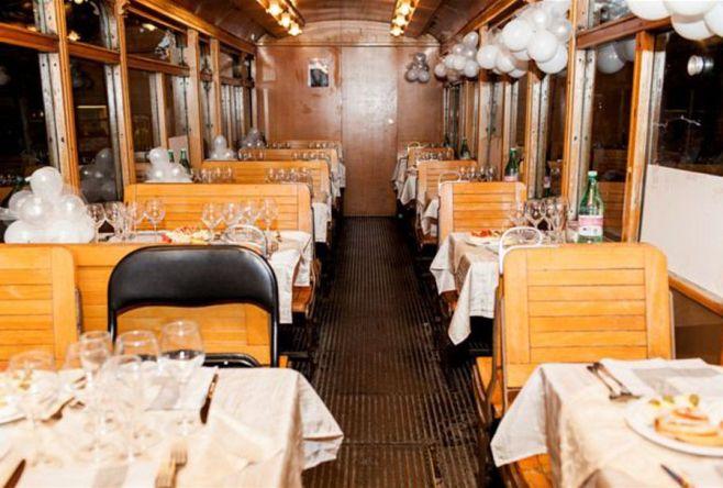 Restaurantes románticos en Roma: Ristotram