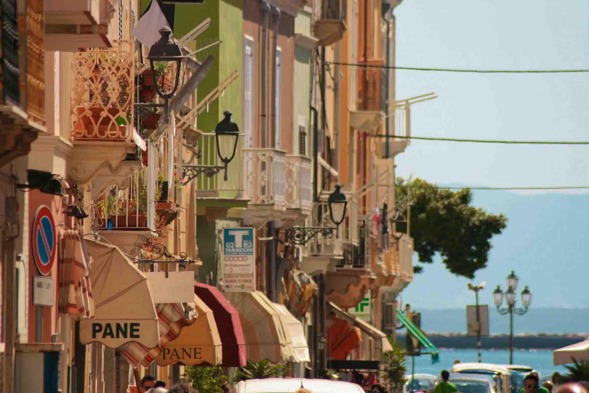 Visitar el sur de Italia