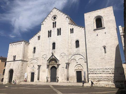 Imprescindibles de Bari: Basilica de San Nicolas