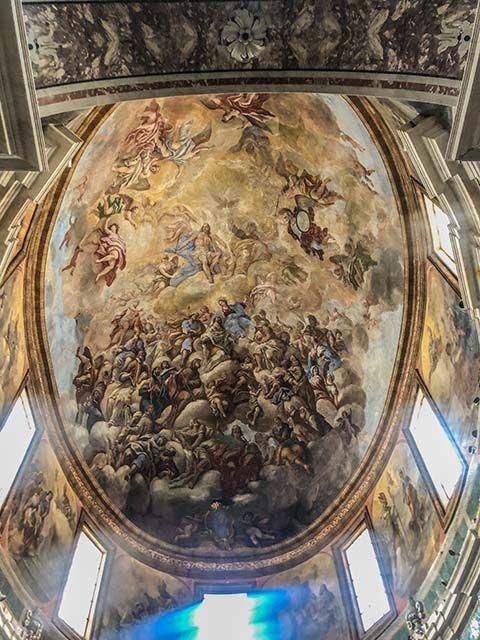 Capilla de la catedral de Taranto