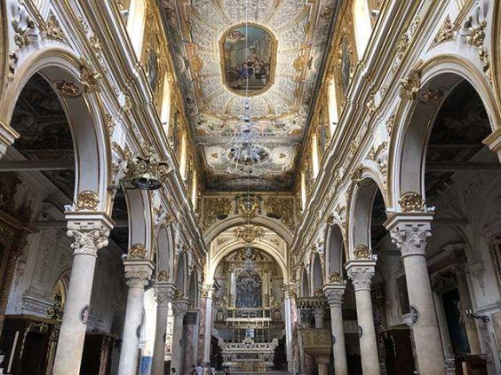 Catedral que ver en Matera