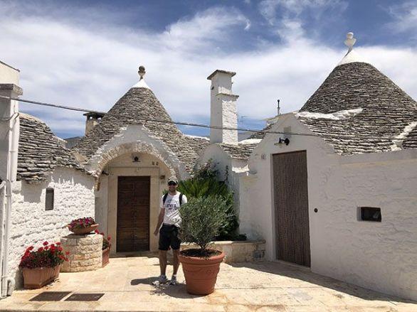 Donde comer en Alberobello barato y bien